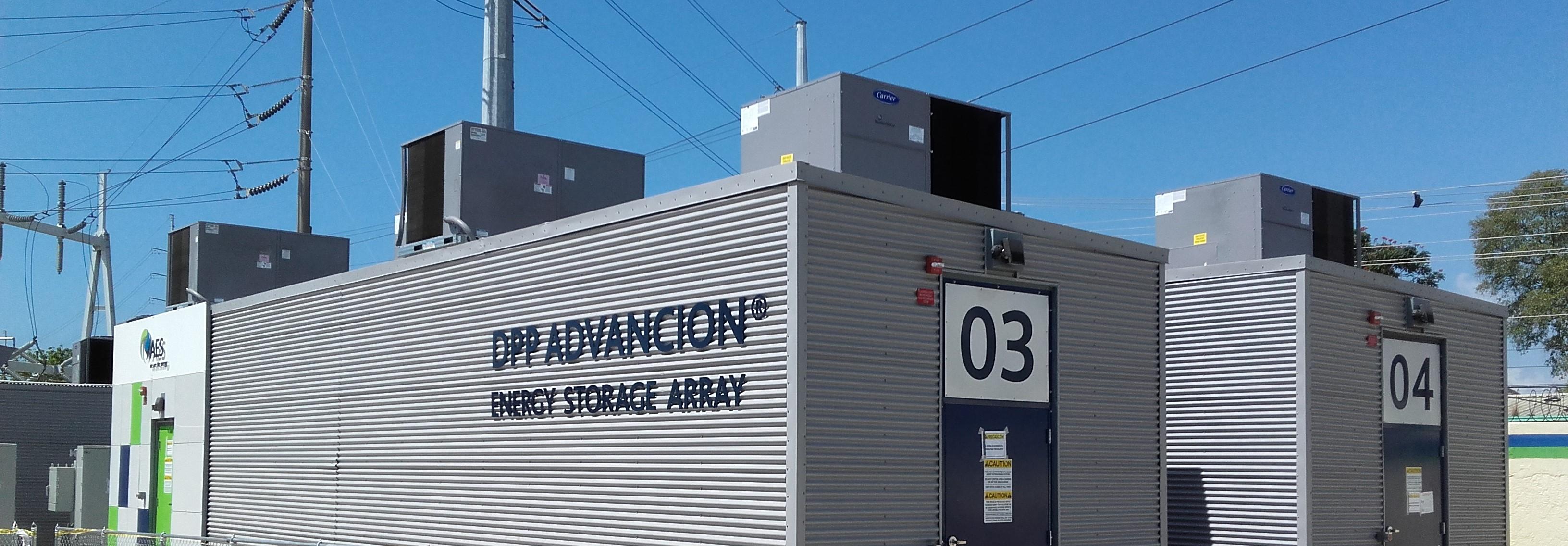 SDG&E energy storage