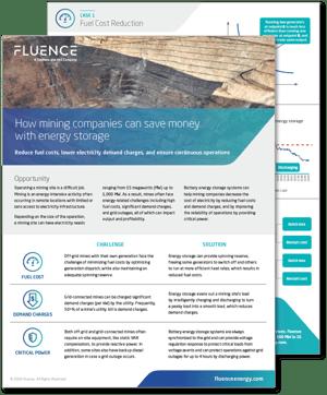 Mining Brochure Fluence