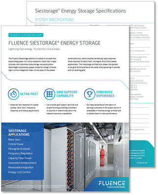 Tech Spec Siestorage Energy Storage-1